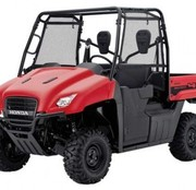 2012 Honda Big Red Muv 700 Atvs For Sale